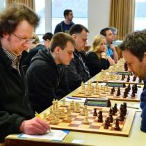 Helmut Wittmann vs. Johannes Handl © Foto: Klaus-Dieter Schreiter